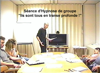 Formation Hypnose Ericksonienne Toulouse 08/2006
