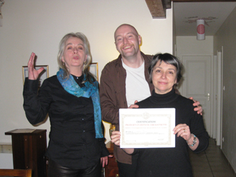 Formation Hypnose Ericksonienne Toulouse 01/2010