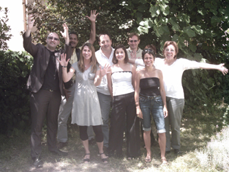 Formation Hypnose Ericksonienne Toulouse 06/2011