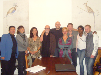 Formation Hypnose Ericksonienne Toulouse 10/2010