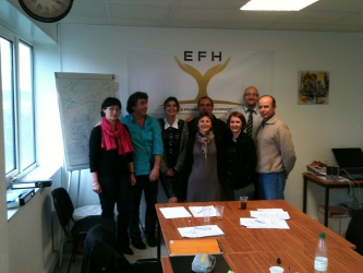 Formation Hypnose Ericksonienne Toulouse 02/2012