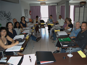 Formation Hypnose Ericksonienne La Réunion 2011