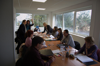 Formation Hypnose Ericksonienne Toulouse 11/2011
